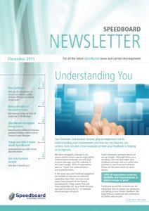 Dec 2011 Newsetter cover