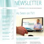 July 2012 Newsletter cover