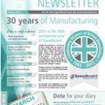 Jan 2013 Newsletter cover