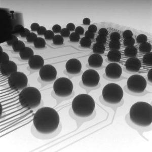Image of Ball Grid Arrays (BGAs)
