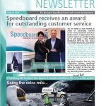 Speedboard January 2016 Newsletter