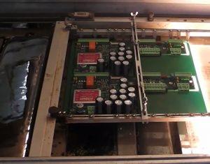 Wave solder