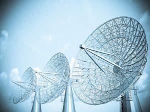 Telecommunication masts